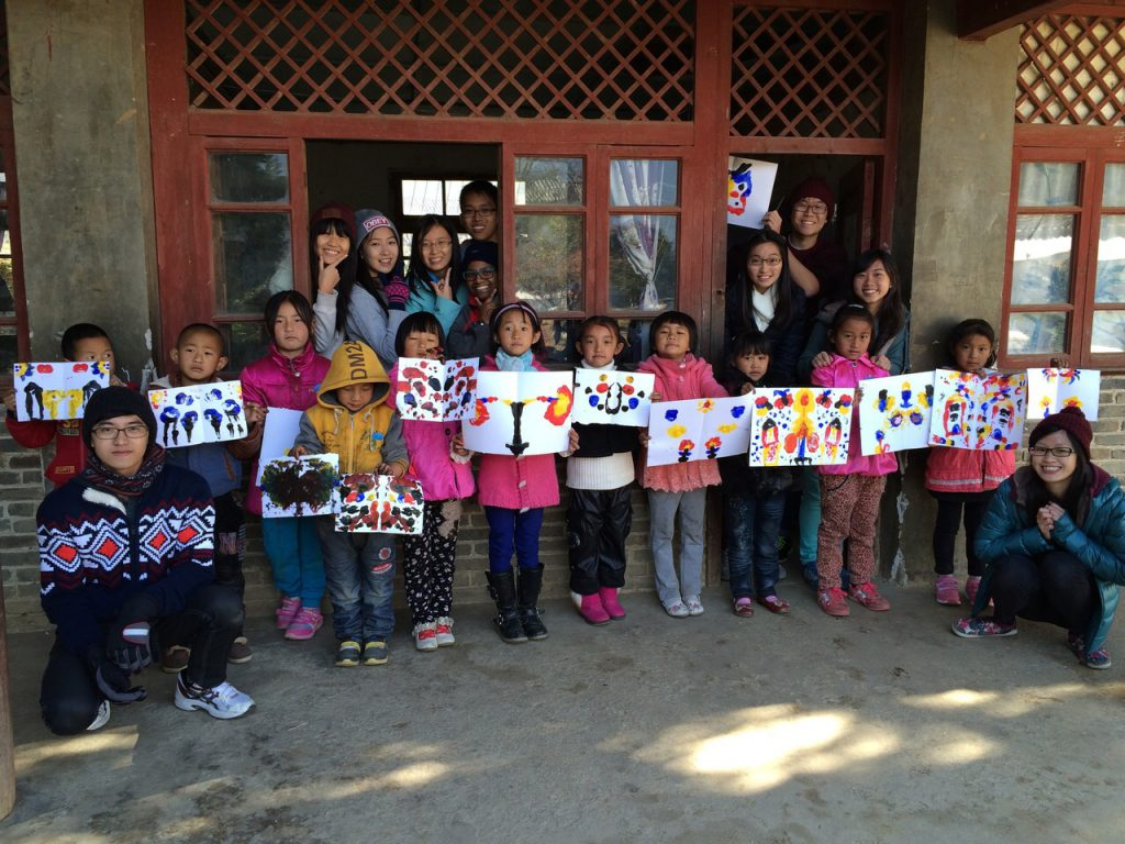 Service Learning in Lijiang
